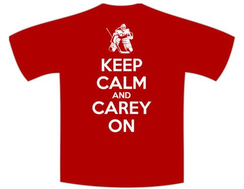 Keep Calm and Carey On...Price for gold, anyone?