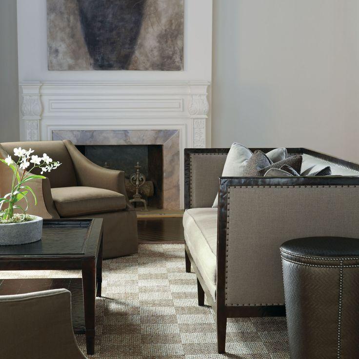 Clayton Pomona Living Room | Bernhardt