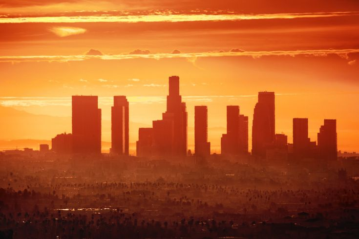 Los Angeles - I have never wanted to be anywhere quite as badly as I want to be there right now.