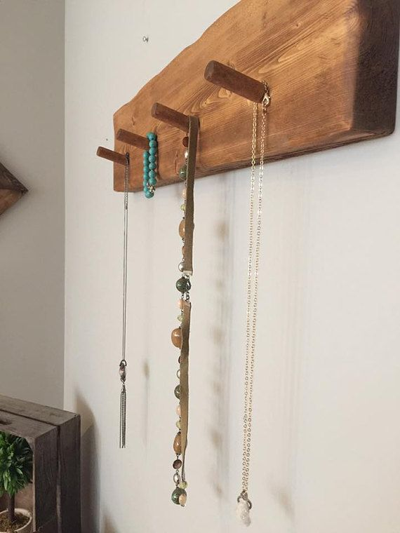 The Kit Series has many different functions! We have seen it used as a coat rack, a towel holder, a jewelry organizer, and even a place for the fisherman to hang his waders up at the end of the day... I am sure there are a ton of other different ways this can be used. This listing is shown with the dimensions below but can be built CUSTOM to the size you require. Yes that means smaller or bigger to fit your space perfectly! Just shoot us a message of the dimensions you require with the…
