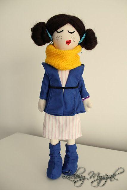 Kamila:) #doll #dolls #handmadedoll #handmade #polska #poland