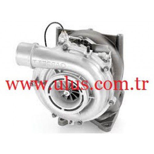 ISUZU engine turbochargers, Ulus DETCH