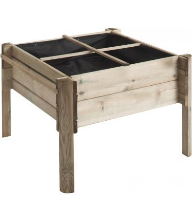 Overlap Children's Planting Table (4 Square) - The younger generation love…