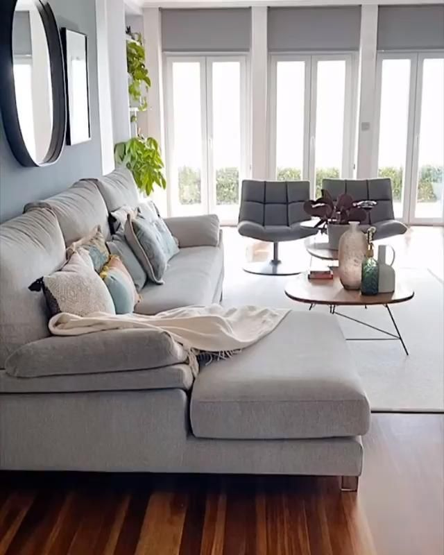 Home Decor Inspiration By Agodmar On Instagram Check Out This Lovely Hom In 2020 Living Room Inspiration Furniture Design Living Room Furniture Placement Living Room