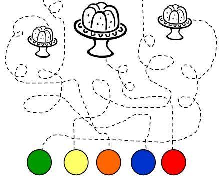 La scheda del venerdì! Ecco una nuova scheda di pregrafismo per giocare nel weekend: questa volta si tratta di percorsi e colori. Una scheda nuovamente molto semplice, che potete scaricare gratuita...