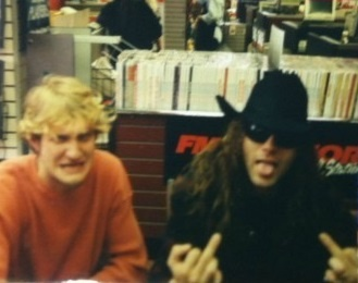 layne staley & Mike Starr