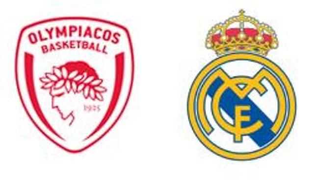 ΟΛΥΜΠΙΑΚΟΣ - ΡΕΑΛ ΜΑΔΡΙΤΗΣ   Olympiakos - Real Madrid  live streaming