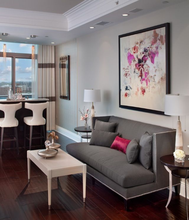 76 best Chic and Cozy Condos images on Pinterest | Living room ...