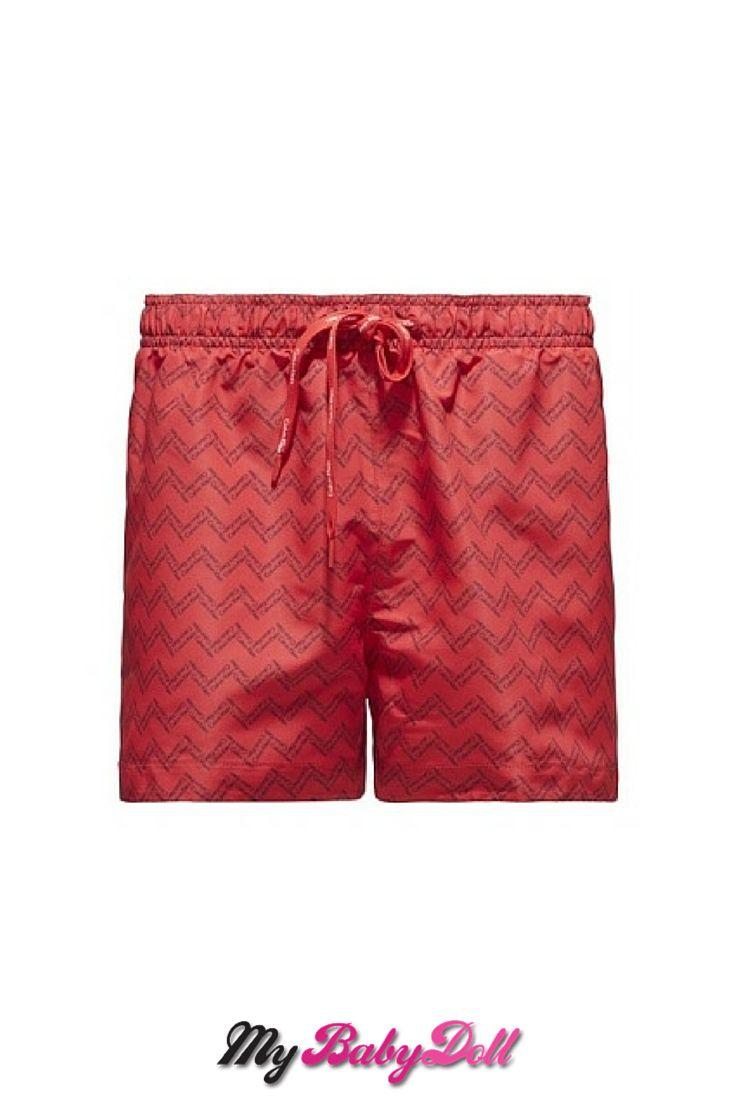 Ανδρικό Mαγιώ – Calvin Klein Short Drawstring Logo