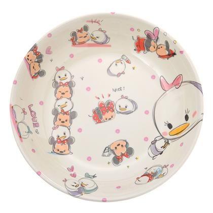 Minnie & Daisy Tsum Tsum Melamine Pasta Bowl