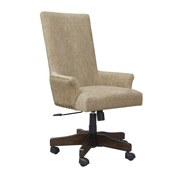 В интернет магазине BLOMER полный каталог мебели для кабинетов: письменные столы, офисные кресла, книжные шкафы от американского производителя Ashley Furniture. Кабинетное кресло ASHLEY H675-01A. В наличии на складе все популярные модели мебели Ashley. Звоните в салон +7(812)319-36-96