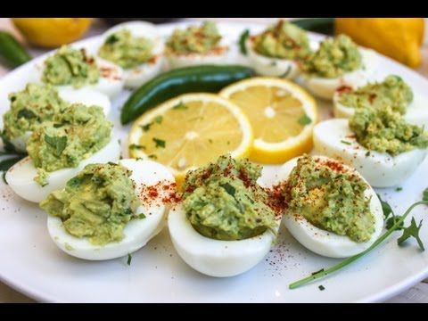 His Recipe for Deviled Eggs is Unbelievably Amazing