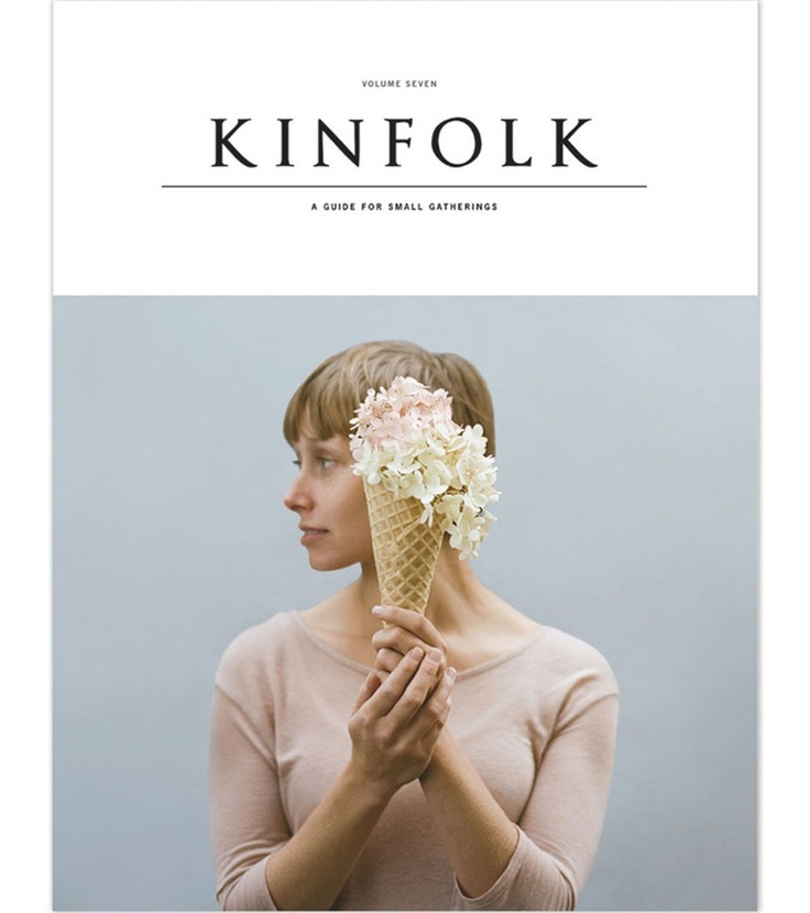 A subscription to Kinfolk Magazine!