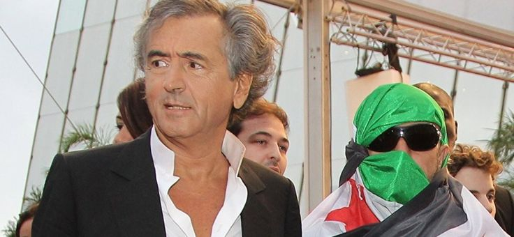 BHL et le terrorisme intellectuel en France