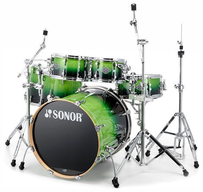 how to make drums quieter on stage