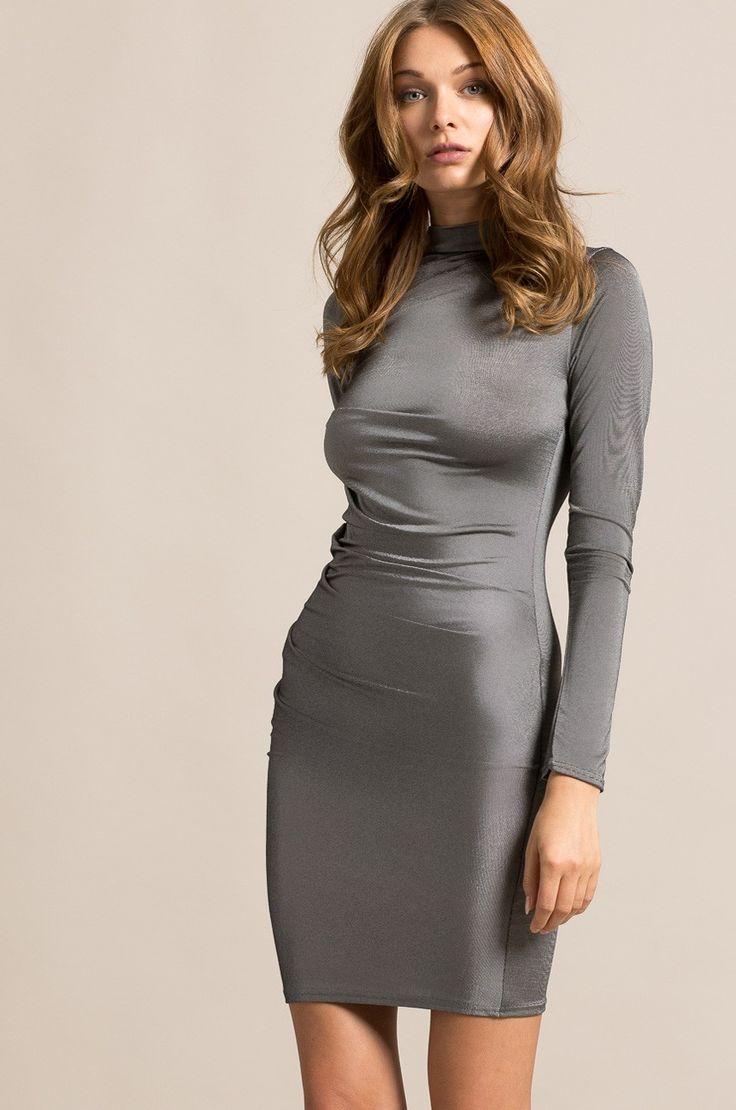 Šaty a tuniky Casual  (pro každý den)  - Missguided - Šaty Pleated