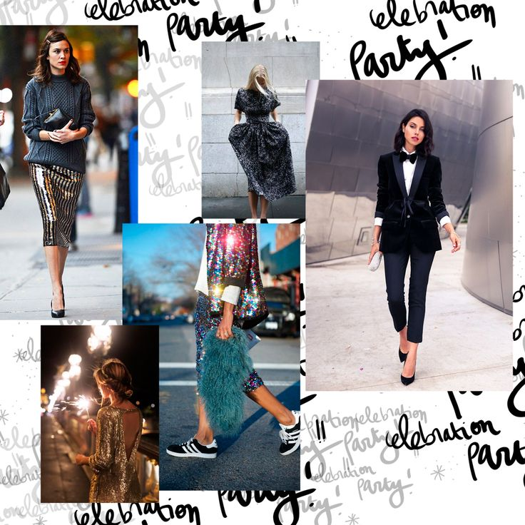 Look de fête : 20 looks de fête qui nous inspirent - Elle