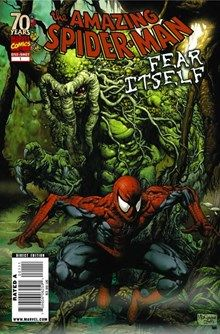 Buy AMAZING SPIDER-MAN: FEAR ITSELF(#1) | Sold by anstettoman | Comics Price Guide (CPG)