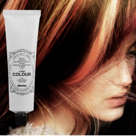 A New Colour. Davines' ammonia-free, permanent colouring system. Find your new colour...