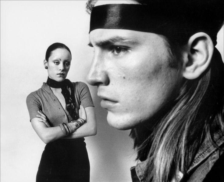 Jane Forth and Joe Dallesandro, 'Trash', 1970.