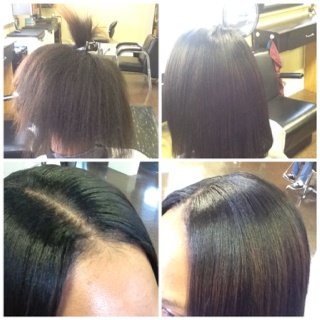 37 best hairstyles images on pinterest black colours and faces 1 before 3 after pics of damaged hair with a basic sew in weave pmusecretfo Image collections
