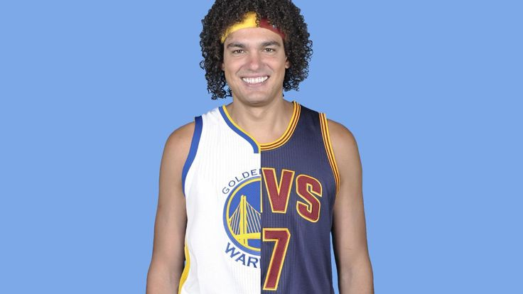 Varejao became the first player to ever compete with both NBA Finals-bound teams in the same season.
