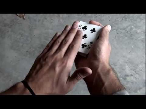 Easy Magic Trick: Learn a Simple 3 Card Monte - YouTube