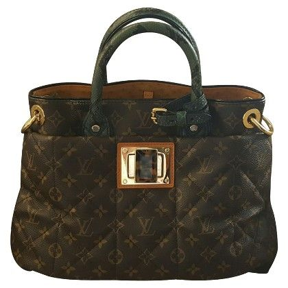 Louis Vuitton Handtas met Monogram