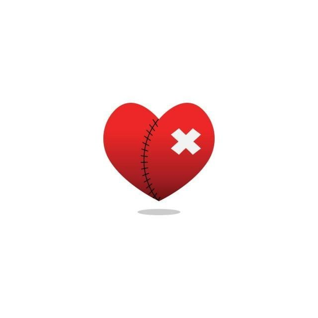 Broken Heart Love Logo Icon Design Template Vector Heart Icons Logo Icons Love Icons Png And Vector With Transparent Background For Free Download Love Logo Heart Icons Logo Icons