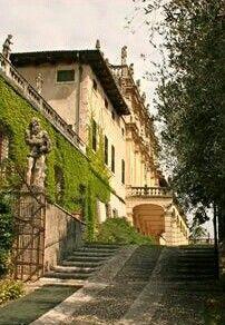 Villa Arvedi, Cuzzano di Grezzana, Verona, Veneto