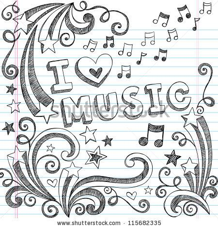 Best 25 notebook doodles ideas on pinterest notebook for Love doodles to draw