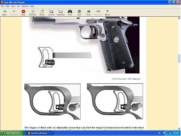 Post 80 Colt pistols - ebook downloadable at HLebooks.com