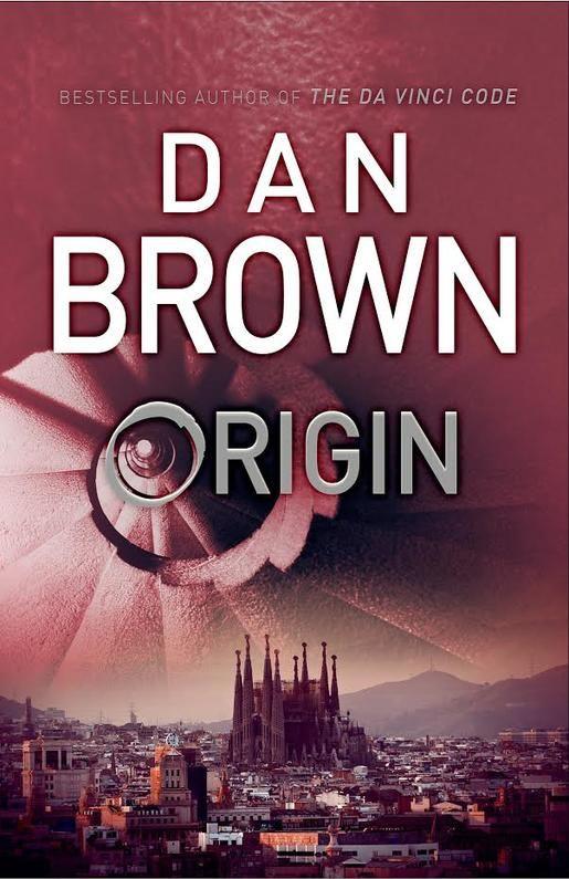 Origin by Dan Brown | Angus & Robertson Bookworld | Books - 9780593078754