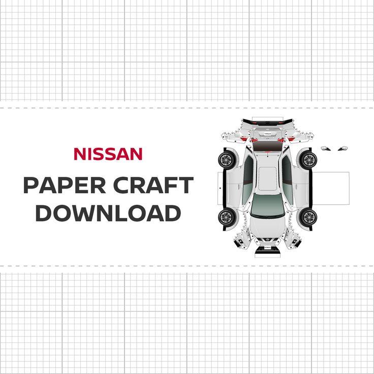 Make This おしゃれまとめの人気アイデア Pinterest Hiroaki Iwata ペーパークラフト 日産