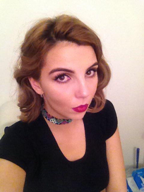 Rebel lipstick by Mac