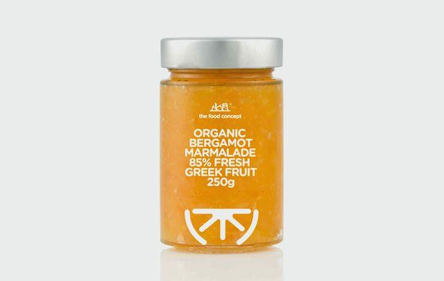 Organic line : Organic Bergamot marmalade