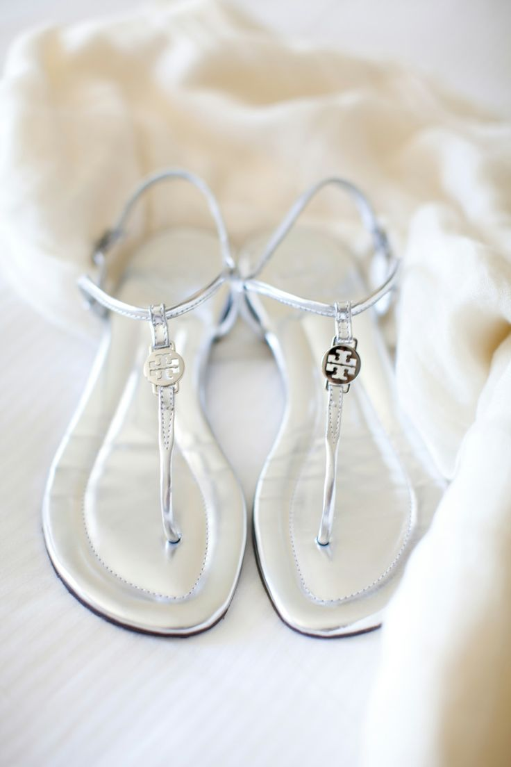 ♥ Tory Birch sandals.