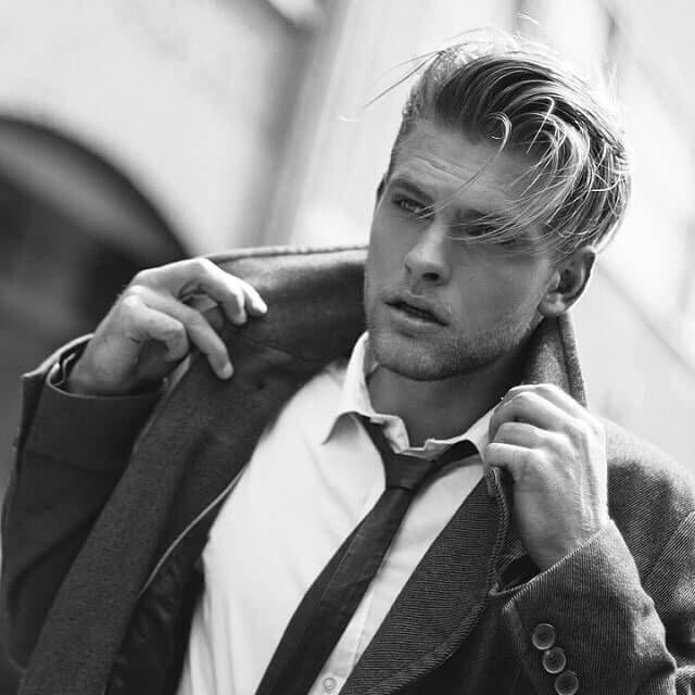 Swell 1000 Ideas About Side Part Men On Pinterest Hair Looks Men39S Short Hairstyles Gunalazisus