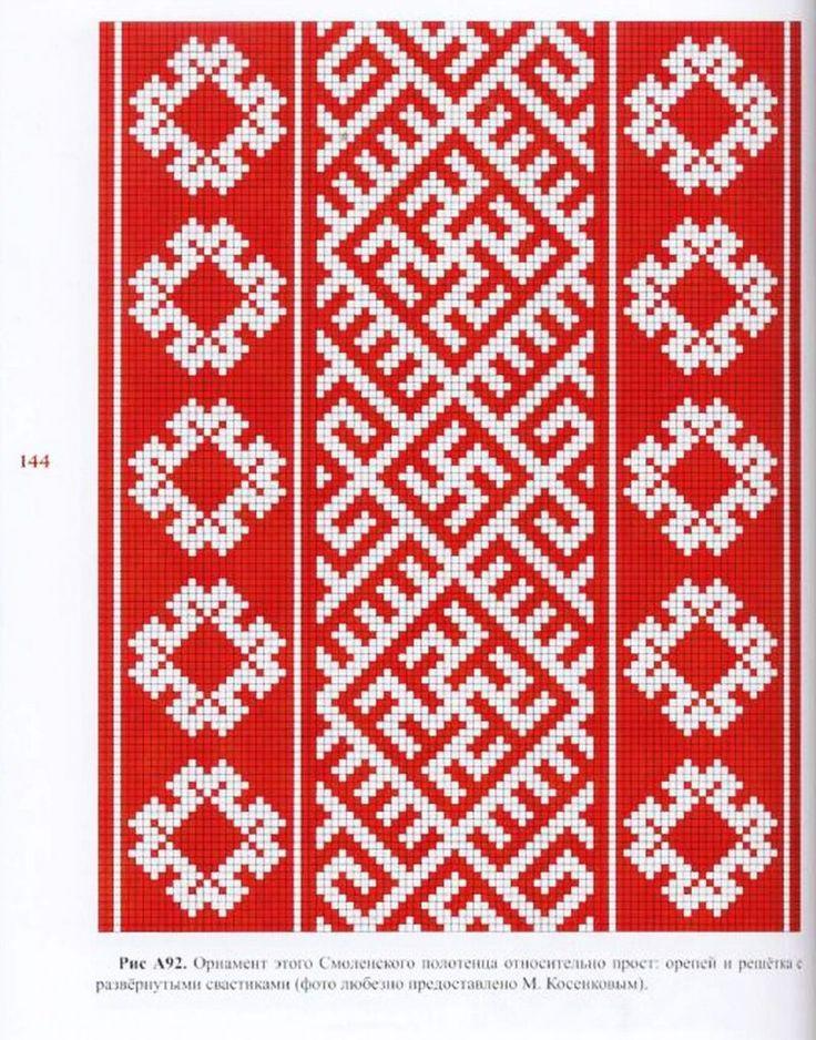 Сокровища русского Орнамента. – 201 фотография