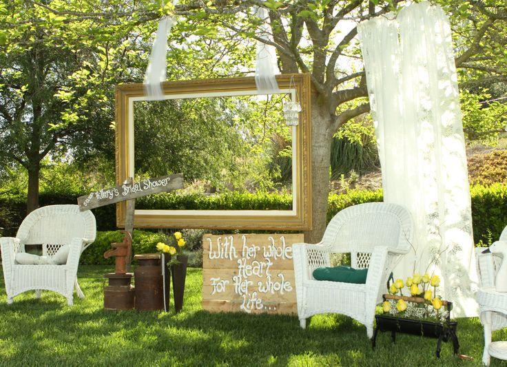 36 best Bridal Shower Ideas images on Pinterest | Table decorations ...