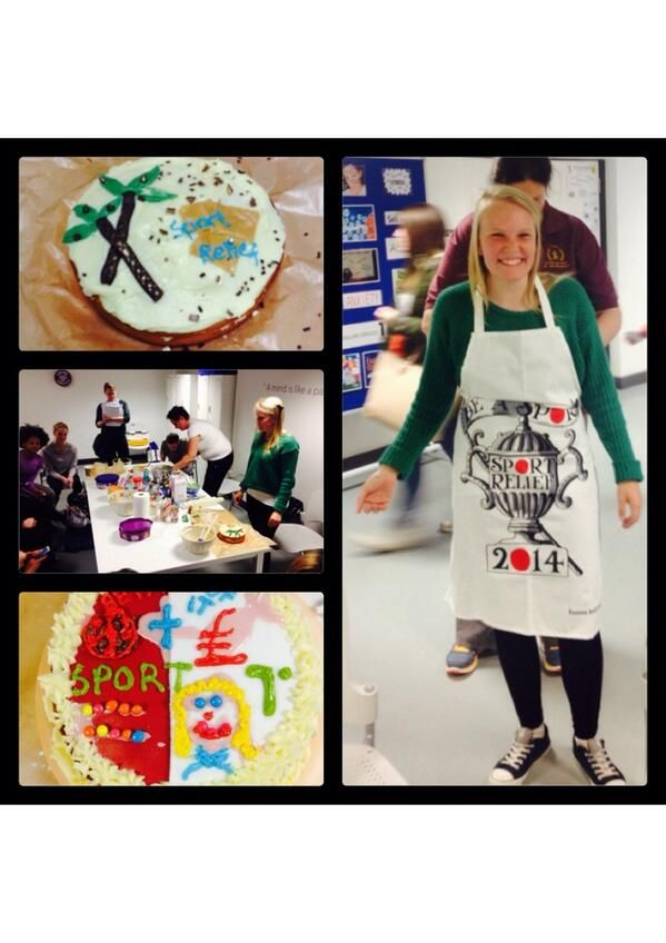 The Great Sport Relief Bake Off 2014
