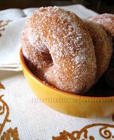Ciambelle sofficissime | ricetta ciambelle | dolci di carnevale |