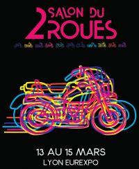 Retrouvez-nous au salon du 2 roues du 10 au 15 mars à Eurexpo Lyon.