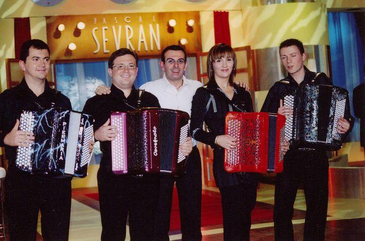Stéphanie Rodriguez avec Eric Bouvelle chez Pascal Sevran