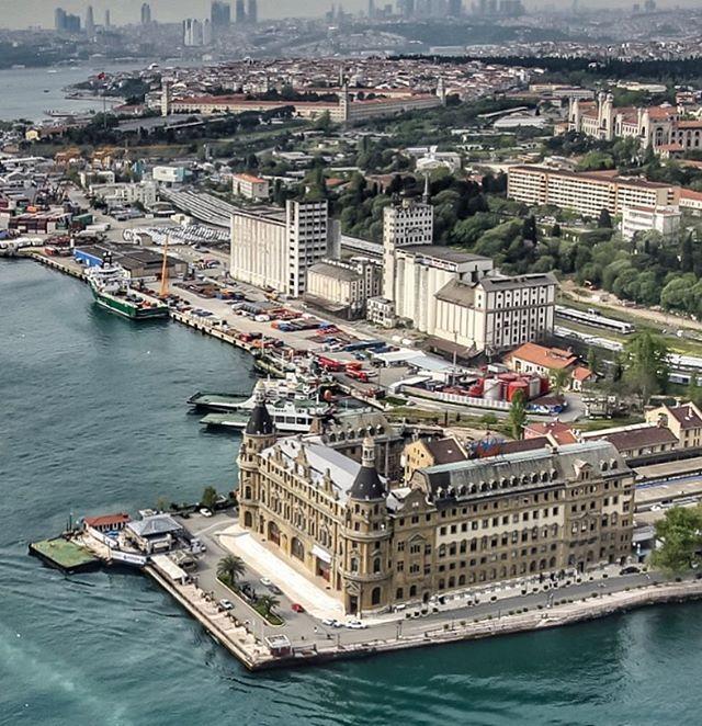 Haydarpaşa Garı, İstanbul, Turkiye