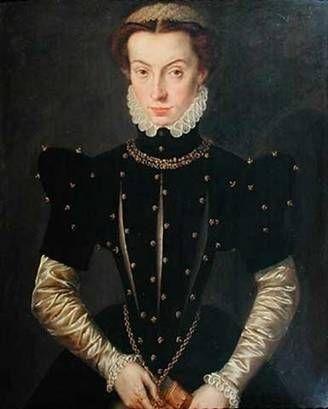 Margaret de Lorraine,  ca. 1565  (attributed to Caterina van Hemmesen) (1528-ca. 1587)