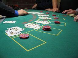Blackjack High Roller Stiffs Casino DJ On $200,000.  Yikes.  www.highrollerradio.net