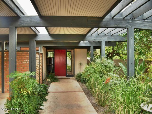 1000 images about mid century modern exterior paint on pinterest for Exterior painting scottsdale az