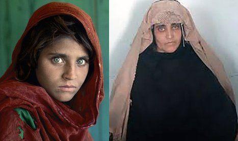 """A polícia do Paquistão prendeu nesta quarta-feira (26), em Peshawar, no nordeste do país, Sharbat Gula, refugiada afegã de olhos verdes imortalizada em uma capa da revista """"National Geographic"""" em 1985. Protagonista de uma das fotos mais célebres da história, ela é acusada de falsificar o documento de identidade paquistanês. Gula já era investigada desde …"""