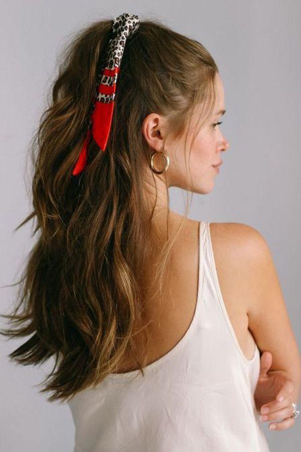 Frisuren mit lockerem Haar, die Ihr Haar aufwerten